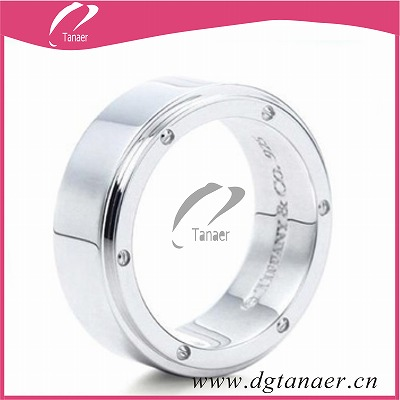Fashion stainless steel rings for women