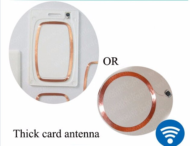 2018 new product ISO14443A HF 13.56mhz RFID nfc wet inlay for smart card manufacturer