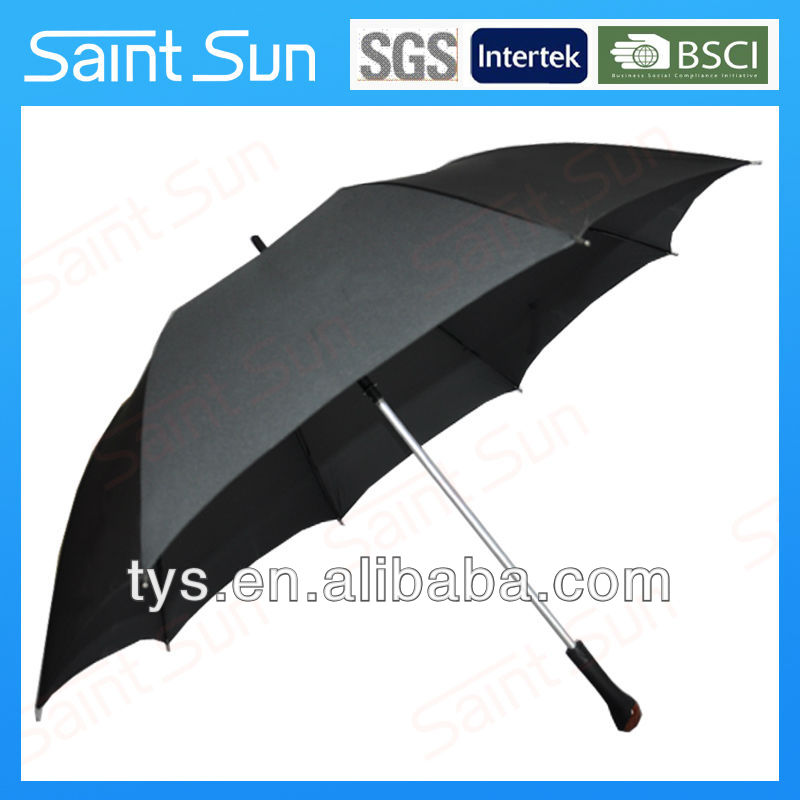 Golf Umbrella specially car stalls new style handle from BSCI/sedex factory