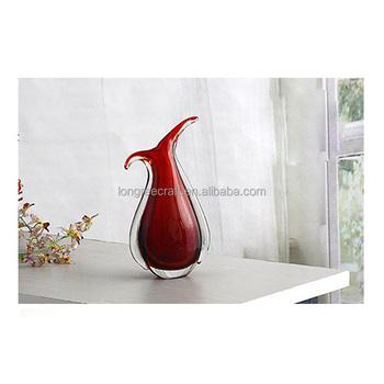 Glass Vases Murano Glass Vase Decoration Home Goods Decorative Vase