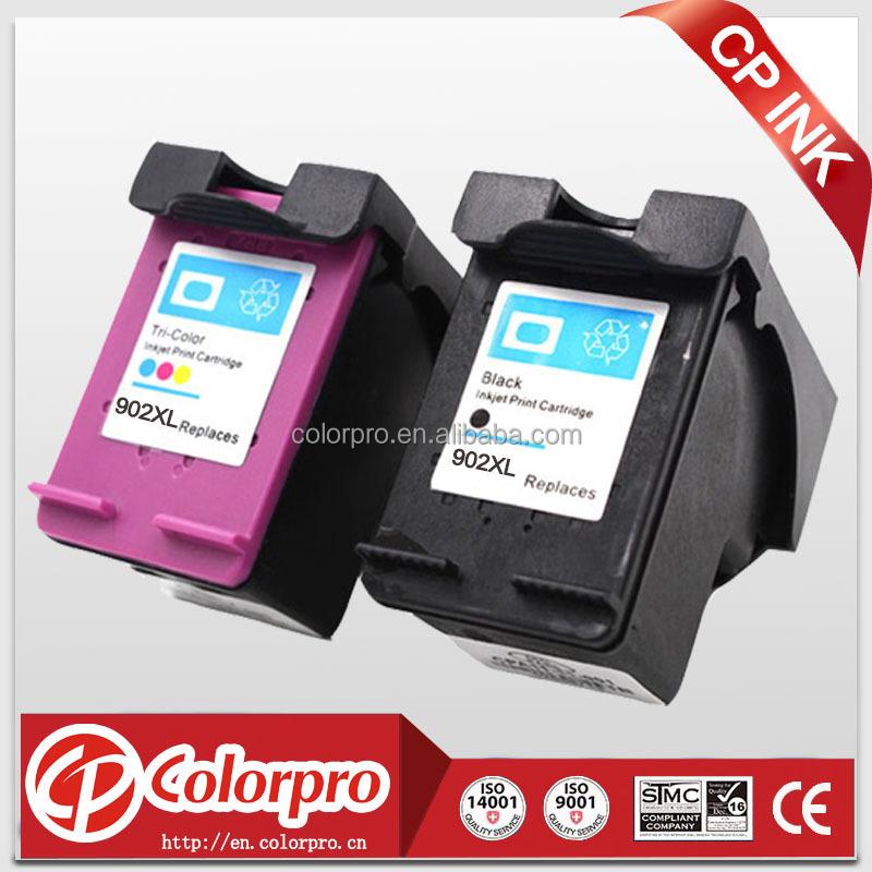 Ink Cartridge For Hp 902xl For Hp Dj6000 Dj6500 Dj7000 Dj7500 ...
