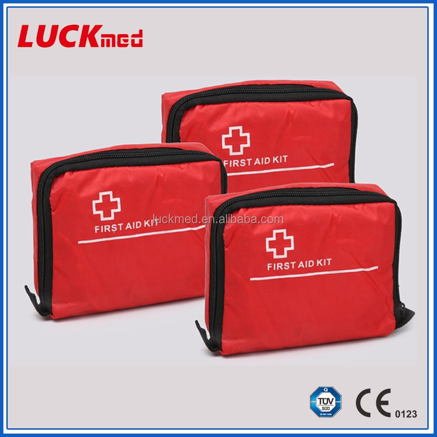 how to make a mini first aid kit