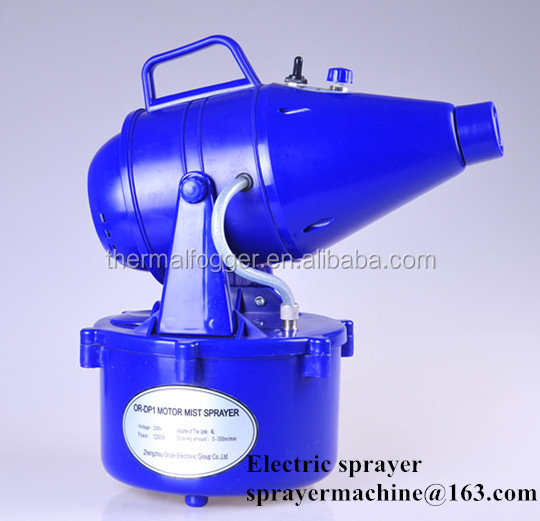New Design Agricultural Power Sprayer for Pest Control, N/a