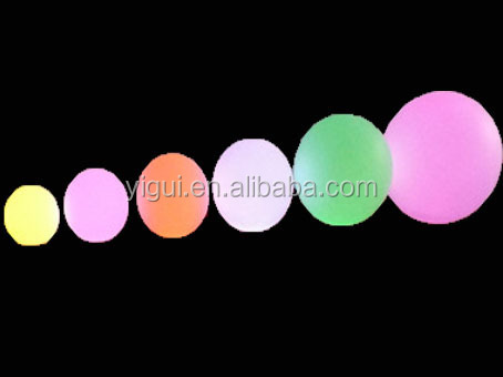 Light Up Led Ball Outdoor Christmas Decoration Buy Light Up