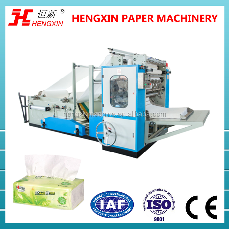 Cosmetic facial tissue paper making machine for sales