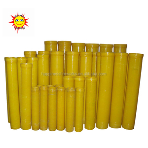 "Happiness good quality 1.92"" inch professional fiberglass fireworks mortar tubes for display fireworks"
