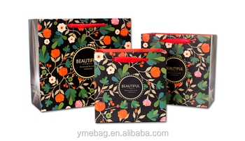 customer design newly paper single creative Eco-Friendly indonesia paper bag 441fb51f72
