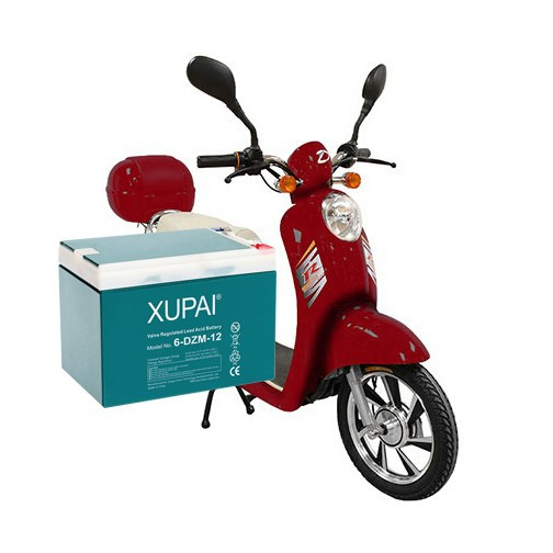 China Mading 48v 12AH Batteries for Skuter Listrik/Scooter Elettrico/Scooter Electrique/Elektricni Skuter