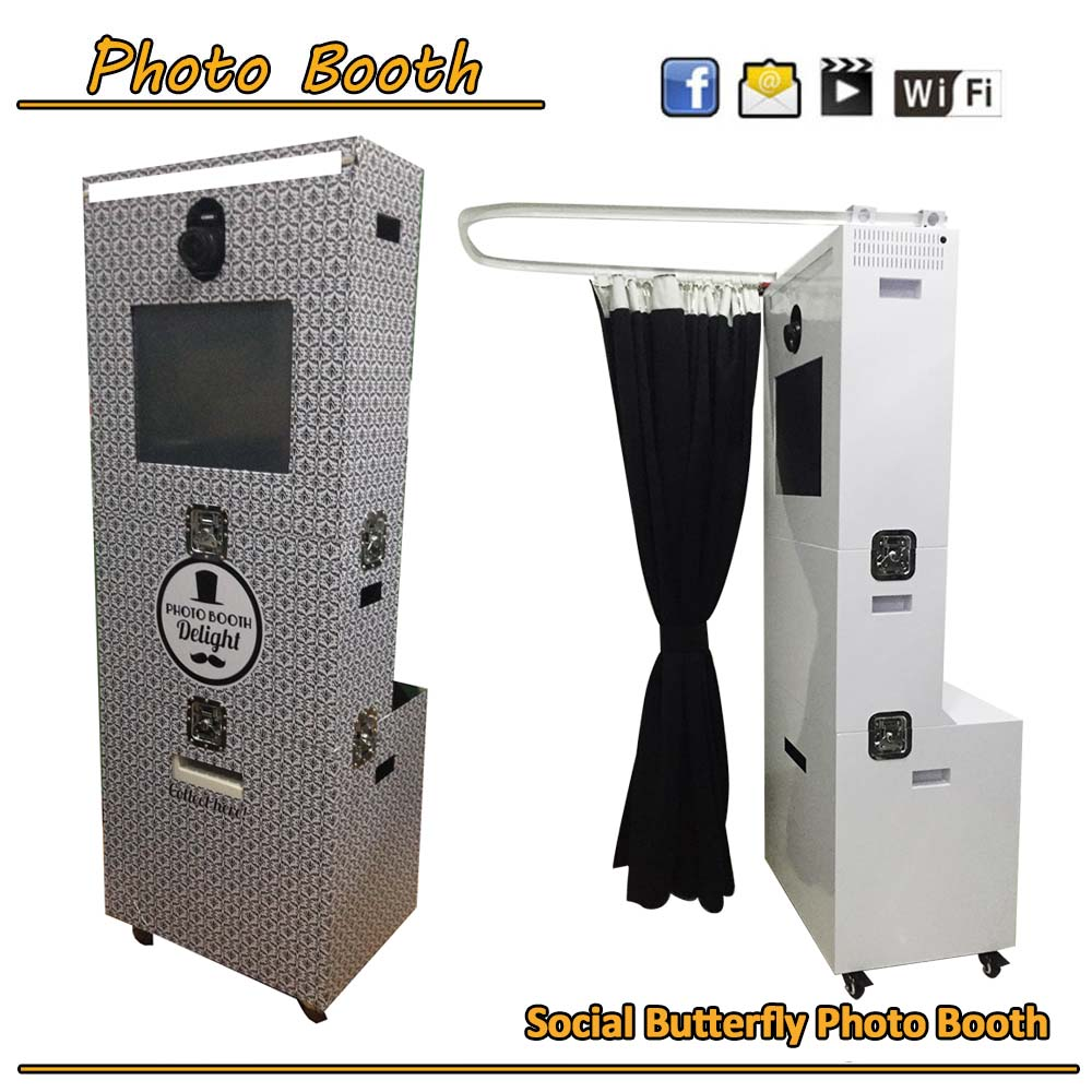 China Suppliers Photo Booth Vending Machine Sales