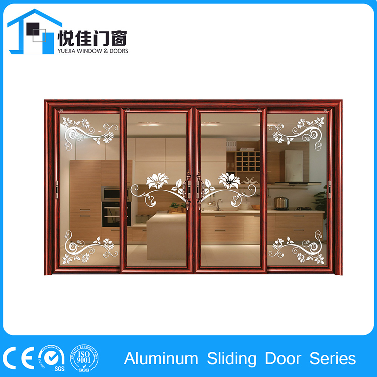 Laminated glass aluminium sliding doors prices buy for Aluminum sliding glass doors price