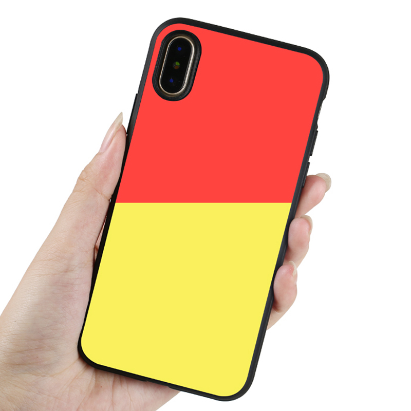 Wholesale cell phone For iphone 8 covers Temperature Heat Sensitive Color changed Thermal Case