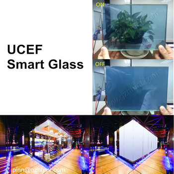 Electric Switchable Glass Price Of Tint Glass For Windows Smart