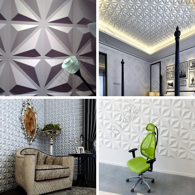 mejores ventas precio barato calificado interior panel decorativo de pvc de pared d ue ue ue