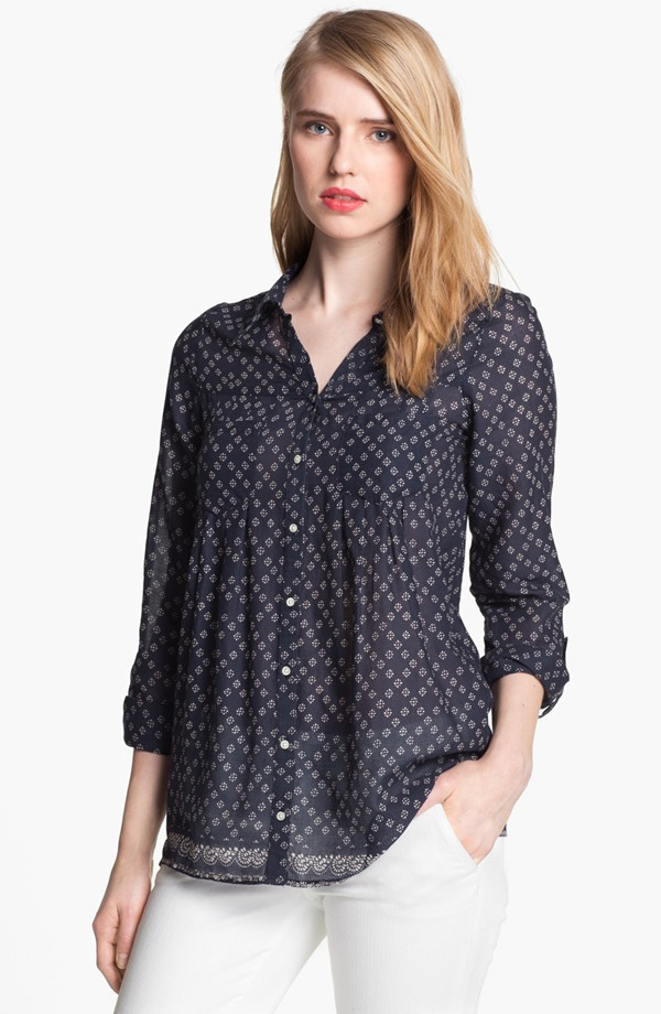 patroon blouse dames