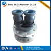 PN6/PN10/PN16 Flange Type Galvanized Rubber Expansion Joint