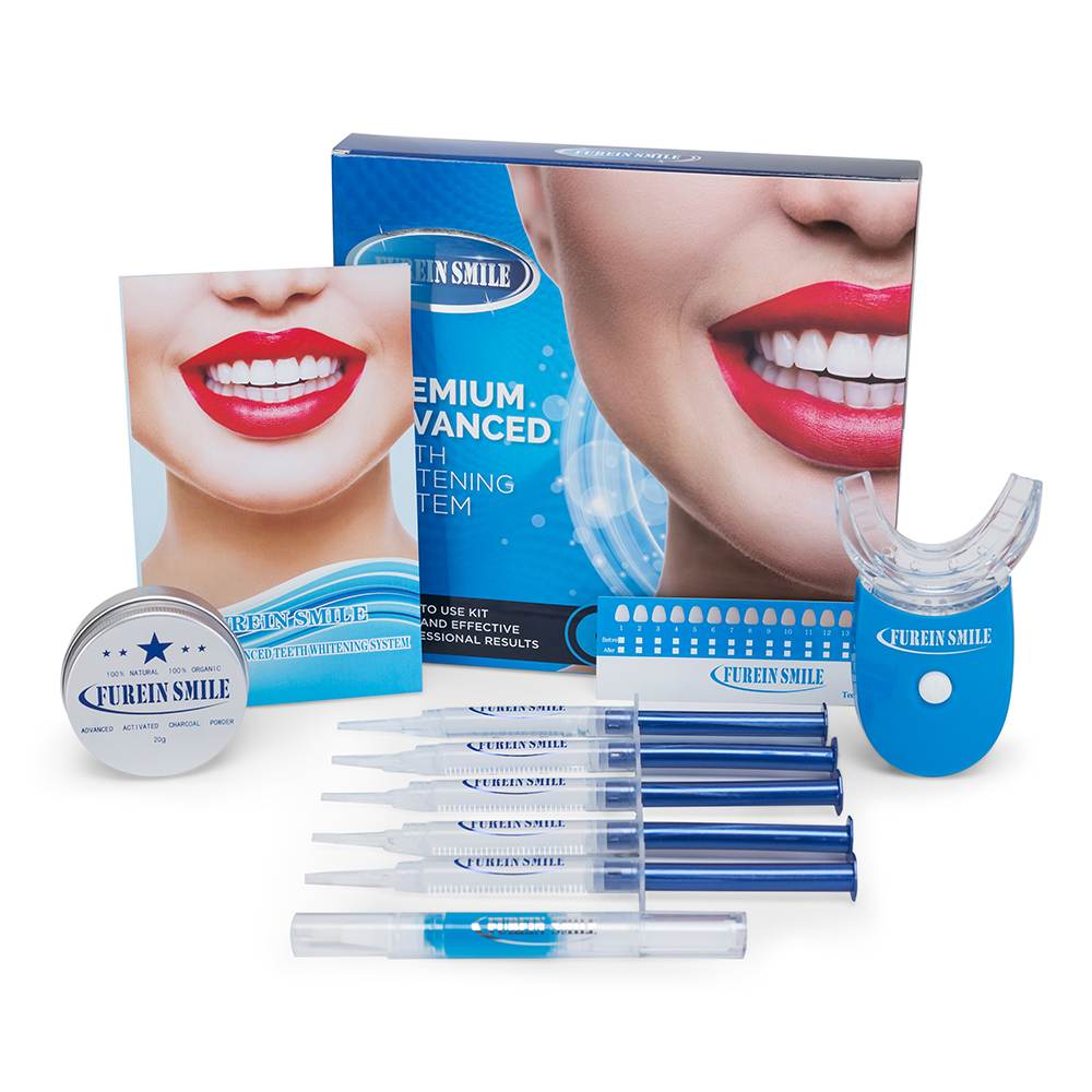 Advanced Popular Professional Teeth Whitening Home Kit Private