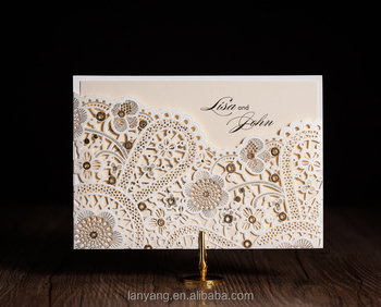 Free Shipping Wedding Invitation Card Factory Wholesale Birthday Greeting With RSVP