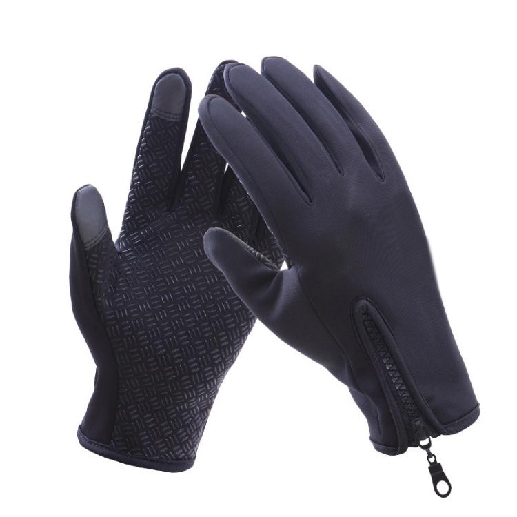 Newest Customized Winter neoprene gloves smart Cycling outdoor sport Gloves