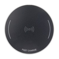 Popular wireless charger 2018 universal qi wireless magnetic induction charger for samsung