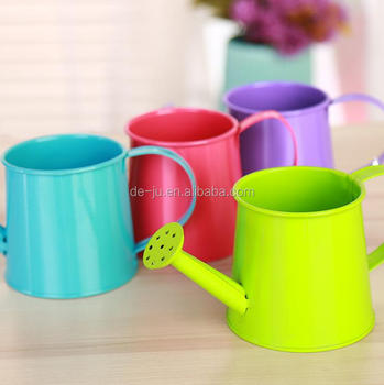 Home Garden Decoration Mini Watering Cans Whole