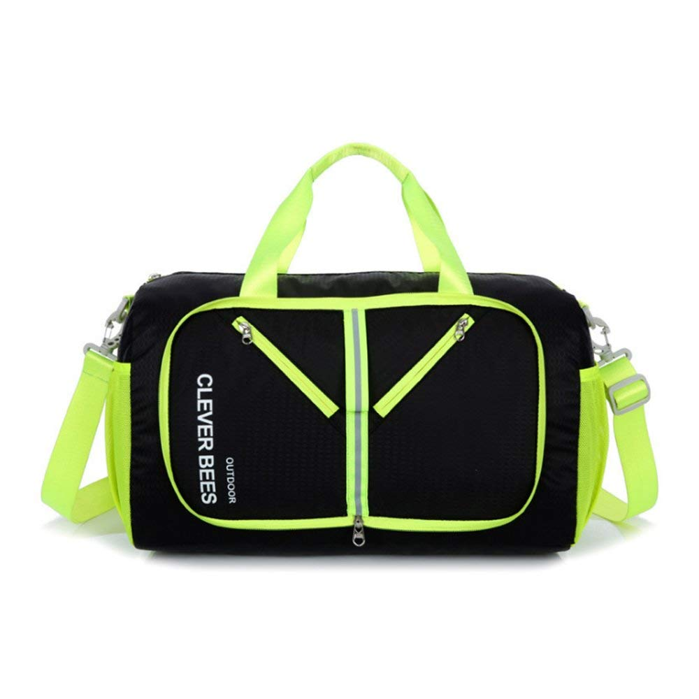 Keebgyy Duffle Luggage, Luggage Sporty Gear Bag,Travel Bag Foldable Large Travel Duffel Bag,Checked Bag Luggage