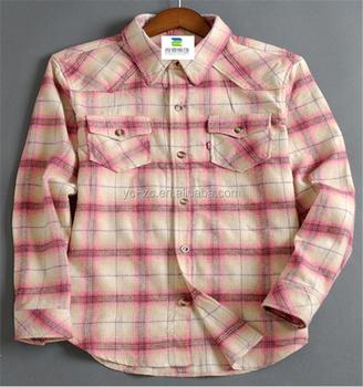2015 Best Selling Flannel Shirt Men Slim Fit Shirts Long Sleeve