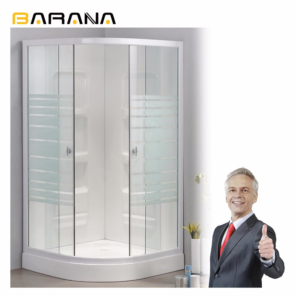showers in bathrooms With 4 sided shower enclosure China Suppliers bathroom shower room cabinet