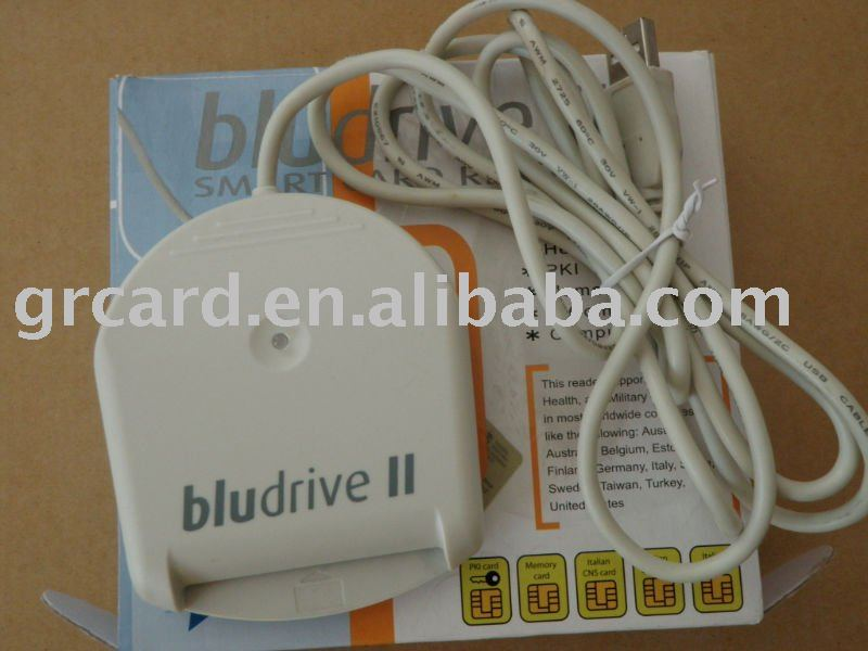 Contact Smart Card Reader Chip Card Writer And Reader