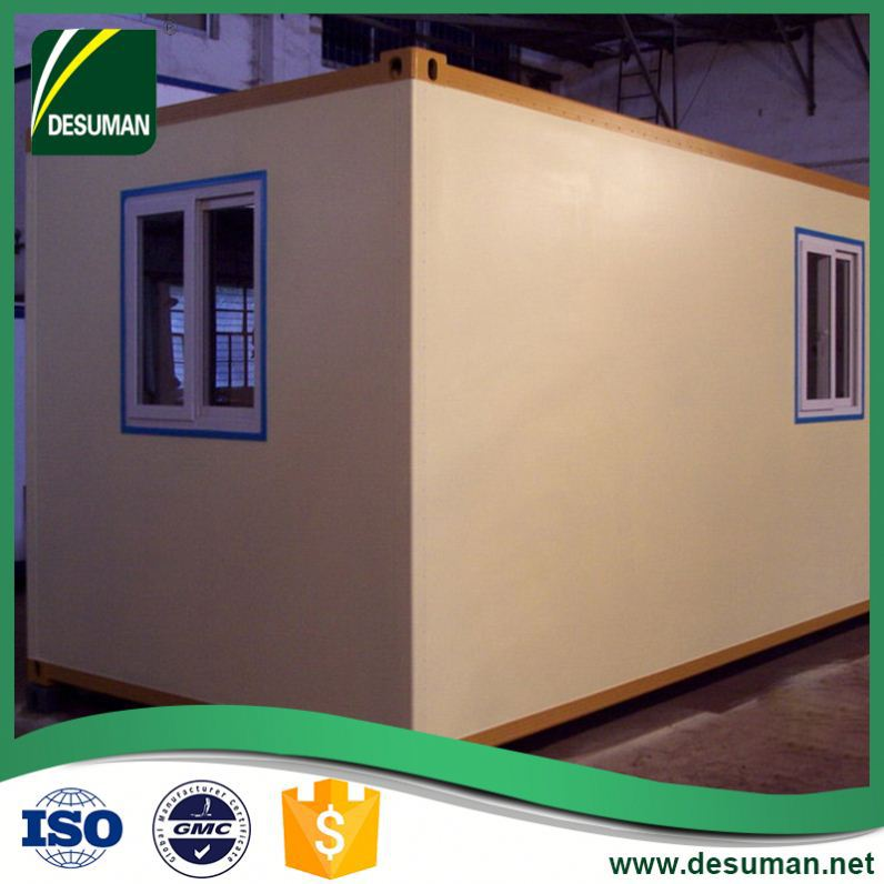 DESUMAN factory supplies beauty appearance Movable 40ft shipping container price to nepal