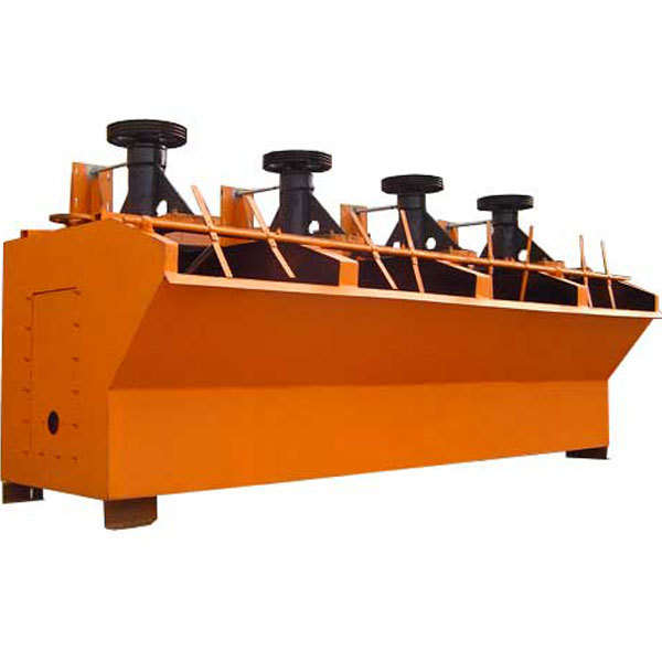 Rock gold and cliff gold processing flotation machine/ flotation separator
