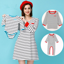 2016 New Spring Autumn Multi Use Pregnant Breastfeeding Ourdoor baby nursing Dress With side opening Women
