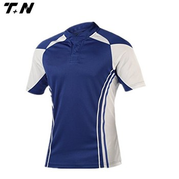 Navy Blue Color Malaysia Rugby Jersey With Sublimated Design - Buy ... 711a137f5