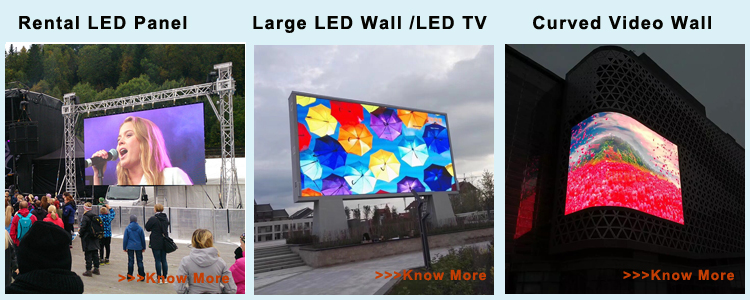 Full Color Flexible Transparent Led Display Screen, 500*1000mm Panel See-Through Mesh LED Indoor Glass display