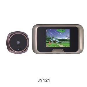 Hot Sales door peephole viewer doorbell with camera
