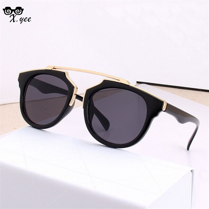 824f219b00 Buy New Fashion Vintage Style Metal frame Sunglasses Women So real Retro  Glasses Style Frame UV spectacle oculos de sol fminino in Cheap Price on  m.alibaba. ...