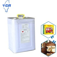 TCR free sample transparent epoxy resin / uv curing resin UV oligomer to make paper coatings, wood UV coatings