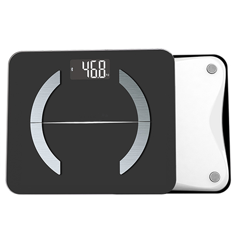 China Elektronische tragbare Digital-Bluetooth-persönlicher Wifi-intelligenter Badezimmer-Körper, der Fitness-Waage wiegt