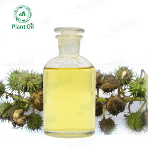100% PureCold Pressed Private Label Refined Castor Oil For Hair Growth and Eyelashes