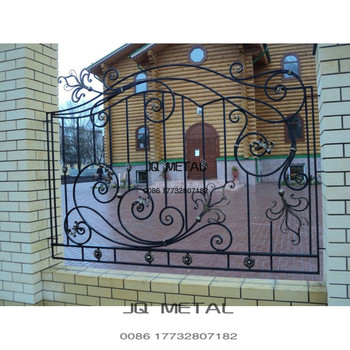 Home Depot Wrought Iron Fence Designs - Buy Decorative ...