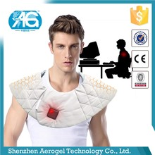 Professional neck and shoulder massager belt massage shawl electronic