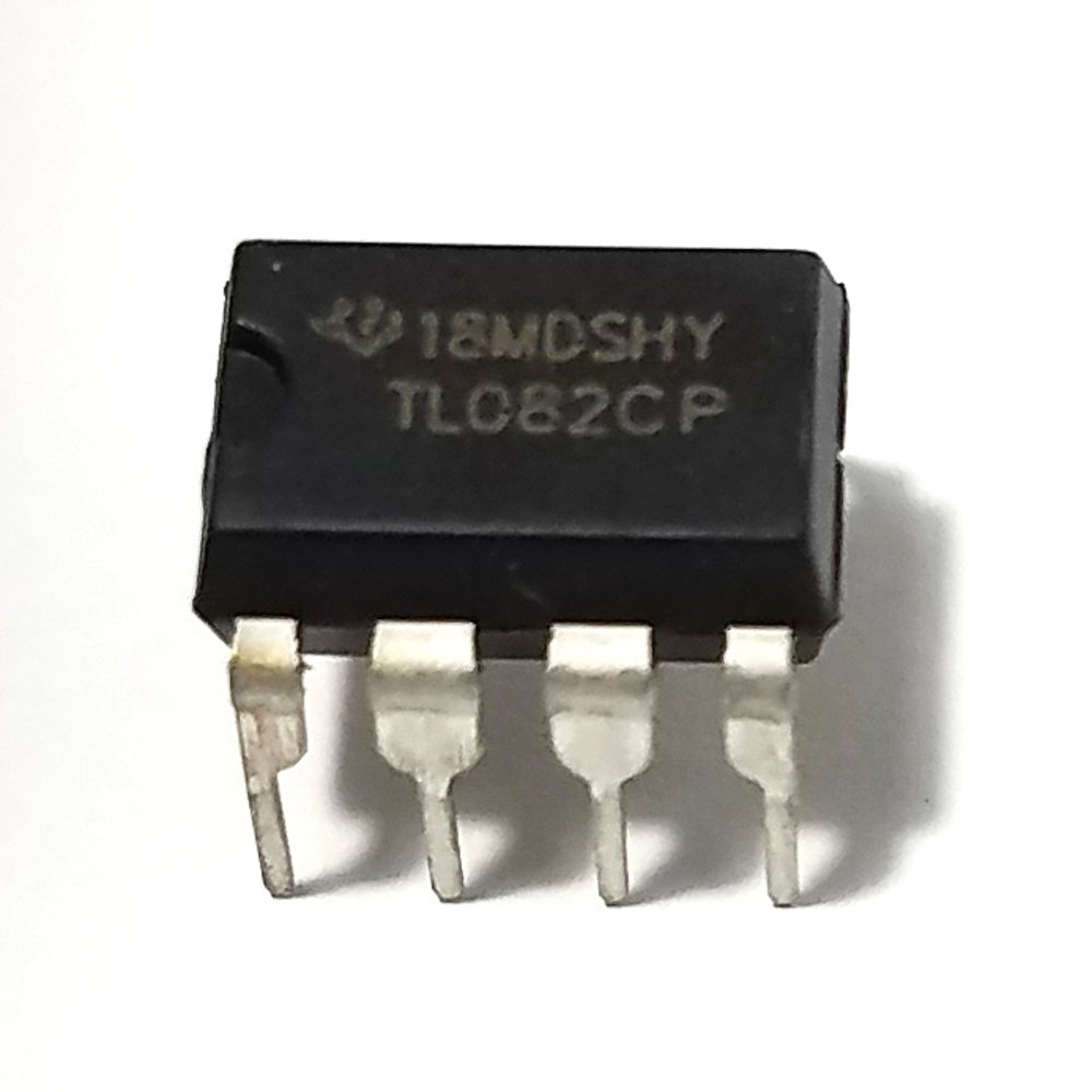 50PCS TL082 TI SOP8 IC JFET-INPUT OPERATIONAL AMPLIFIERS GOOD QUALITY