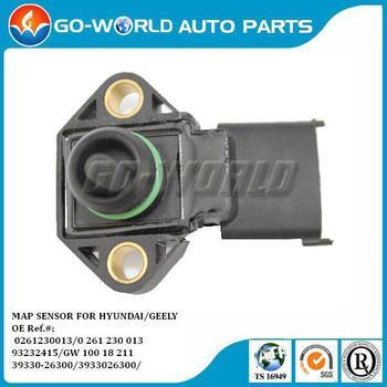 Brand New,Oem Quality 0 261 230 013 Intake Air Pressure Map Sensor For  Hyundai Accent Geely 3933026300 - Buy 0 261 230 013,Map Sensor  3933026300,Air