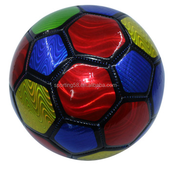 Pvc Laser Personalized Weight Size 5 Soccer Ball Brazil Soccer Buy