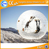Bumpe body bounce grass snow playing inflatable baby zorb hamster ball