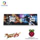 Pandora box 4S arcade stick game console with raspberry PI 3 arcade fighting stick