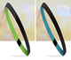 Sport Silicone Anti-slip Breathable Elastic Sweat Adjustable Head Band For Running