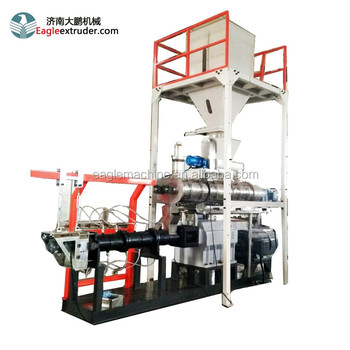 Made in China fish food pellet production line 0086 18678800276