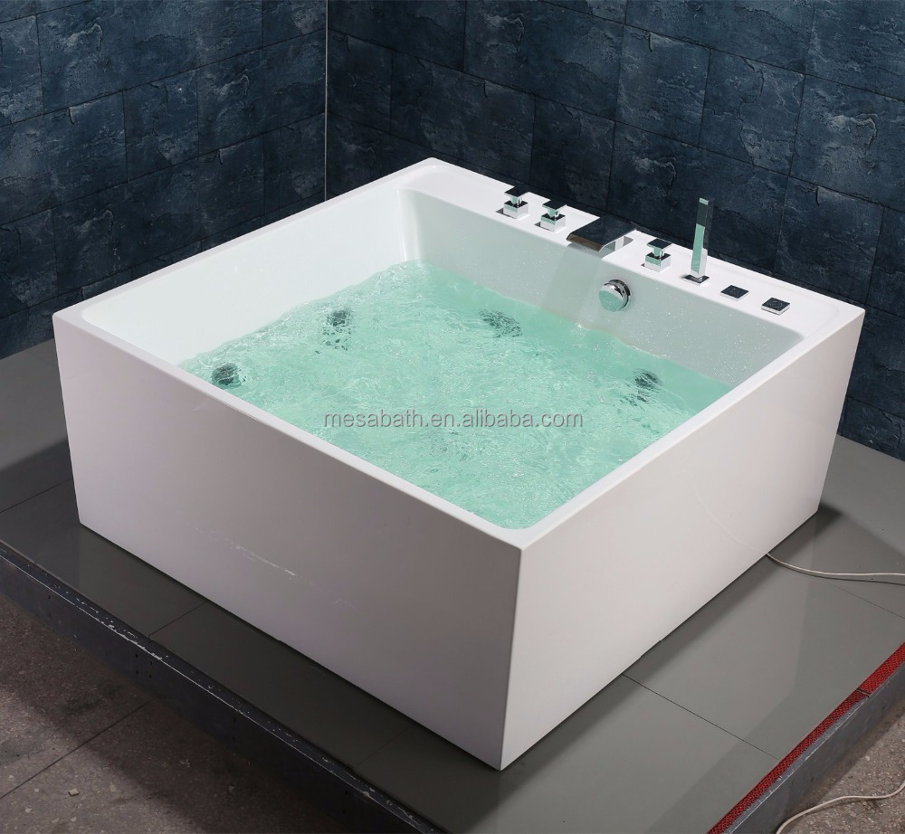 Square Shape Acrylic Bathtub, Square Shape Acrylic Bathtub Suppliers ...