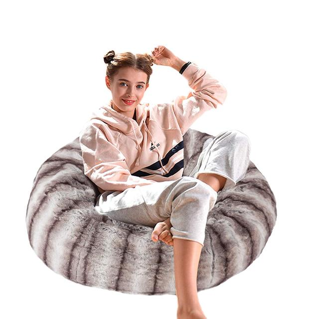 Fatboy Zitzak Xl.Factory Direct Price Outdoor Fat Boy Lounger Giant Adult Faux Fur