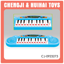 Electronic plastic small desktop piano kids electric keyboard